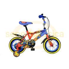 Sepeda Anak Bmx 12 Wimcycle Superman - 7De63c
