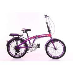 Sepeda Lipat 20 Anak-anak & dewasa Trex