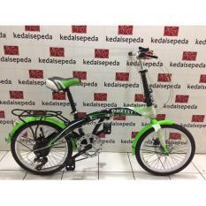 Sepeda Lipat 20 Odessy Diskbrake - 5663Ab