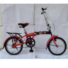 Sepeda Lipat anak & dewasa 16 Oddesey