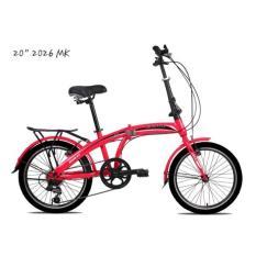 Sepeda Lipat Exotic 2026Mk - 3Be7ad