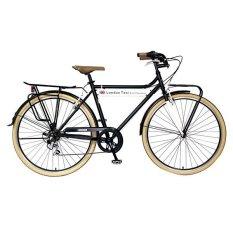 Spesifikasi Sepeda London Taxi Crb M 700C Hitam Baru