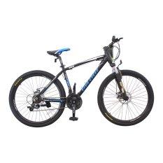 Dimana Beli Sepeda Mtb Viva Cycle Track 665 26 Alloy Mtb Shimano 21Sp L3111 Matt Black Gratis Pengiriman Jabodetabek Vivacycle