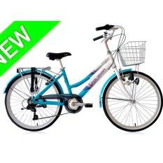 Sepeda Polygon Sierra Lite 24