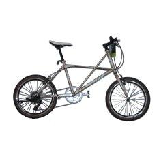 Beli Sepeda Racing Viva Cycle Viva 20 Hi Ten Mini Racing Shimano Zero23 7Sp L2110 Coklat Gratis Pengiriman Jadetabek Nyicil