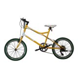Jual Sepeda Racing Viva Cycle Viva 20 Hi Ten Mini Racing Shimano Zero26 7Sp L2110 Yellow Vivacycle Grosir