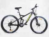 Spesifikasi Sepeda United Mtb 27 5 Epsilon 2 Hitam Silver Bagus