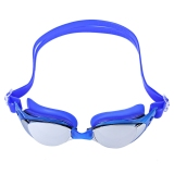 Jual Shenyu Sy6100 Anti Fog Uv Protection Swimming Goggles Electroplating Water Resistant Glasses With Adjustable Strap Blue Di Tiongkok