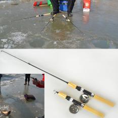 Es Fishing Rod Mini Udang Galah Batang Penangkapan Ikan Mengatasi Katup Tiang Barang Olahraga