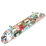 Toko Silverfox Skateboard Canadian Maple 31X8 Sat Skull Ly 3108Ae 3Lm 6 Online