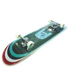 Harga Silverfox Skateboard Maple 31X8 Blu Grn Fingers Ly 3108Aa Y31 11 Termahal