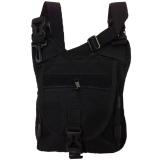 Spesifikasi Silver Knight Tas Slempang Army Sling Bag 259 Hitam Beserta Harganya