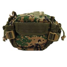 Jual Silver Knight Tas Slempang Army Sling Bag 8002 Marpat Hijau Lengkap