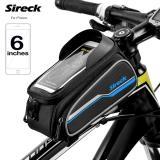 Jual Sireck 4 Warna 6 Touchscreen Sepeda Tas Sepeda Bersepeda Bingkai Depan Tas Tabung Pegangan Ponsel Case Intl Murah