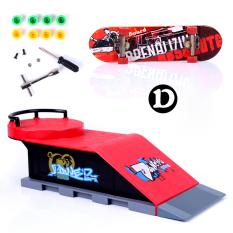 Skate Park For Lereng Bagian Dek Teknologi Papan Tuts Piano Jari D By Crystalawaking.