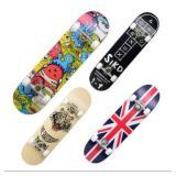 Cuci Gudang Skateboard Anak Ukuran Medium Random Colour