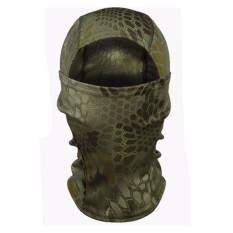 Masker Topeng Ski Sepeda Sepeda Motor Di Bawah Topi Helm Pelindung Kepala/-Internasional
