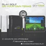 Diskon Skytrak Launch Monitor Skygolf