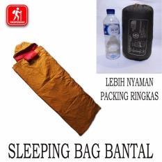 Beli Sleeping Bag Bantal Ultralight Lebih Nyaman Packing Ringkas Terlaris Pake Kartu Kredit