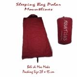 Spek Sleeping Bag Polar Kantong Tidur Polar Hangat