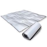 Jual Tidur Kasur Matras Bantalan Tahan Air Aluminium Alumunium Eva Tikar Berkemah Di Luar Ruangan Satu Set