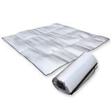 Cuci Gudang Mattress Mat Pad Waterproof Aluminium Foil Eva Outdoor Camping Mat Intl Intl