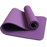 Jual Slip Outdoor Sports Multifunction 6Mm Coaching Leveltpe Yoga Mat For Women Purple Antik