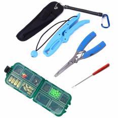 Diskon Kecil Ukuran Abs Tahan Lama Clamp Solid Multi Purpose Ikan Grip Fishing Tang Mengambil Hook Device Fishing Accessories Kit Intl Oem