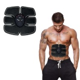 Promo Smart Pelatih Otot Perut Sticker Massager Stimulator Pad Latihan Kebugaran Gym Gear Abs Lebih Ramping Olahraga Stiker Intl Murah