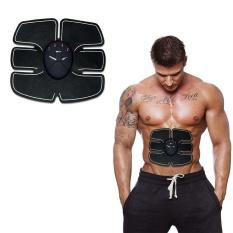 Harga Hemat Smart Pelatih Otot Perut Sticker Massager Stimulator Pad Latihan Kebugaran Gym Gear Abs Lebih Ramping Olahraga Stiker Intl