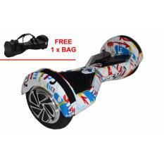 Harga Smart Balance Wheel White Grafity Murah