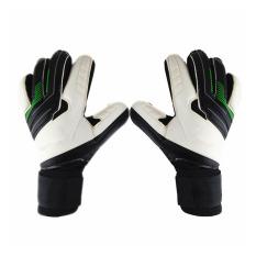 Soccer Kiper Sarung Tangan Kualitas Tinggi Kiper Sarung Tangan Tohelp Anda Membuat Terberat Menghemat Ukuran 9-Hijau-Intl