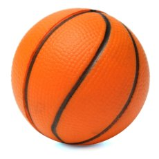 Spons Lembut Busa Stres Nyeri Tekan Bola Melenting Mainan Pendidikan Anak Basket