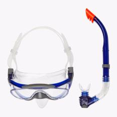 Harga Speedo Glide Unisex Mask Snorkel Set Speedo Baru