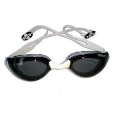 Jual Speedo Kacamata Renang Aquapulse Hitam Satu Set