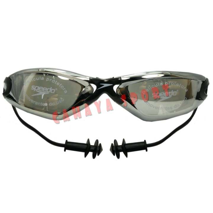 Speedo Kacamata Renang Hitam - harga baru Produk Terhit Di Indonesia 17b87e8f5b