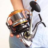 Harga Spinning Reel Kecepatan Tinggi 4 11 1 13 Ball Bearing Fishing Reels Kiri Kanan Dipertukarkan Super Besar Perikanan Laut Roda Logam Internasional Merk Oem