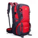 Jual Cepat Sport Backpack Outdoor Hiking Backpack Athletic Sport Ransel Perjalanan Internasional