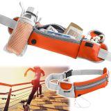 Beli Olahraga Biliar Menjalankan Belt Pinggang F*nny Pack Berkemah Kantong Ritsleting Tas Botol With Pemegang Orange Online Murah