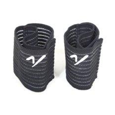 Beli Sport Jacquard Bandage Wrist Basketball Pelindung Pergelangan Tangan Black Sport Dengan Harga Terjangkau