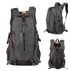 Sport Outdoor Bag Backpack Hiking Tahan Air Kapasitas 40L Tas Pria Wanita-Intl