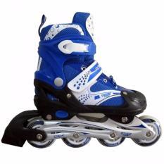 Sport Power Line Sepatu Roda Anak - Biru S