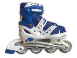 Diskon Sport Super Powerb Sepatu Roda Anak Biru
