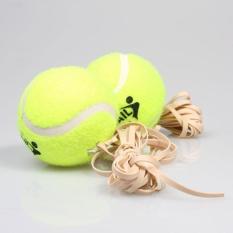Olahraga Bola Tenis dengan Tali Karet Elastis Pemula Pelatih Kereta Alat-Internasional