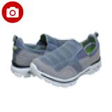Jual Spotec Buster Sepatu Jalan Walking Abu Abu Tua Putih Spotec Online
