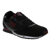 Ulasan Lengkap Spotec Colombus Sepatu Lari Black Red