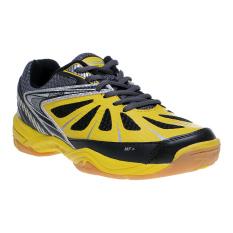 Beli Spotec Deception Sepatu Badminton Kuning Hitam Pake Kartu Kredit