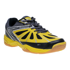 Spotec Deception Sepatu Badminton Kuning Hitam Spotec Murah Di Jawa Barat