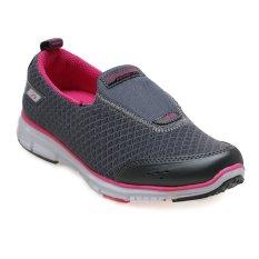 Harga Spotec Dennis Sepatu Walking Shoes Dark Grey H Pink Di Jawa Barat