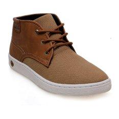Review Toko Spotec Dipo Sepatu Sneakers Light Brown Off White Online